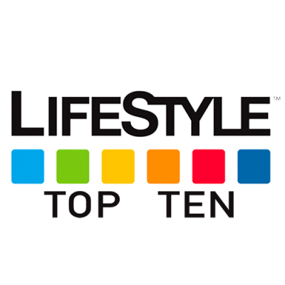 Berenbell Vineyard Retreat is a Lifestyle Channel TOP TEN Winner