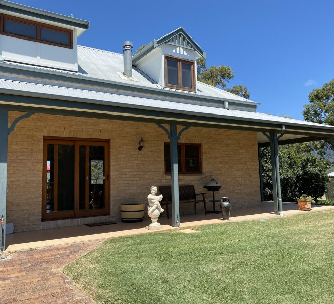 Second of the Two Bedroom Lodges at Berenbell