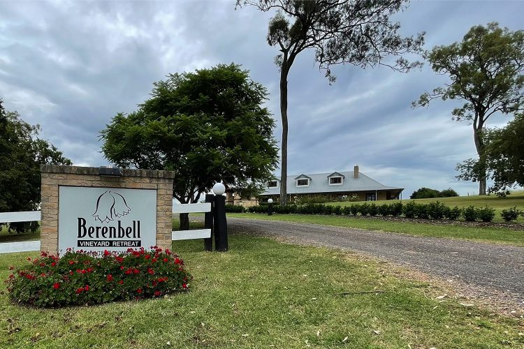 Welcome Berenbell Vineyard Estate