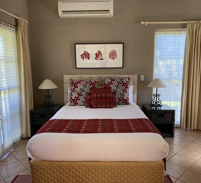 Berenbell's Cottage bedroom